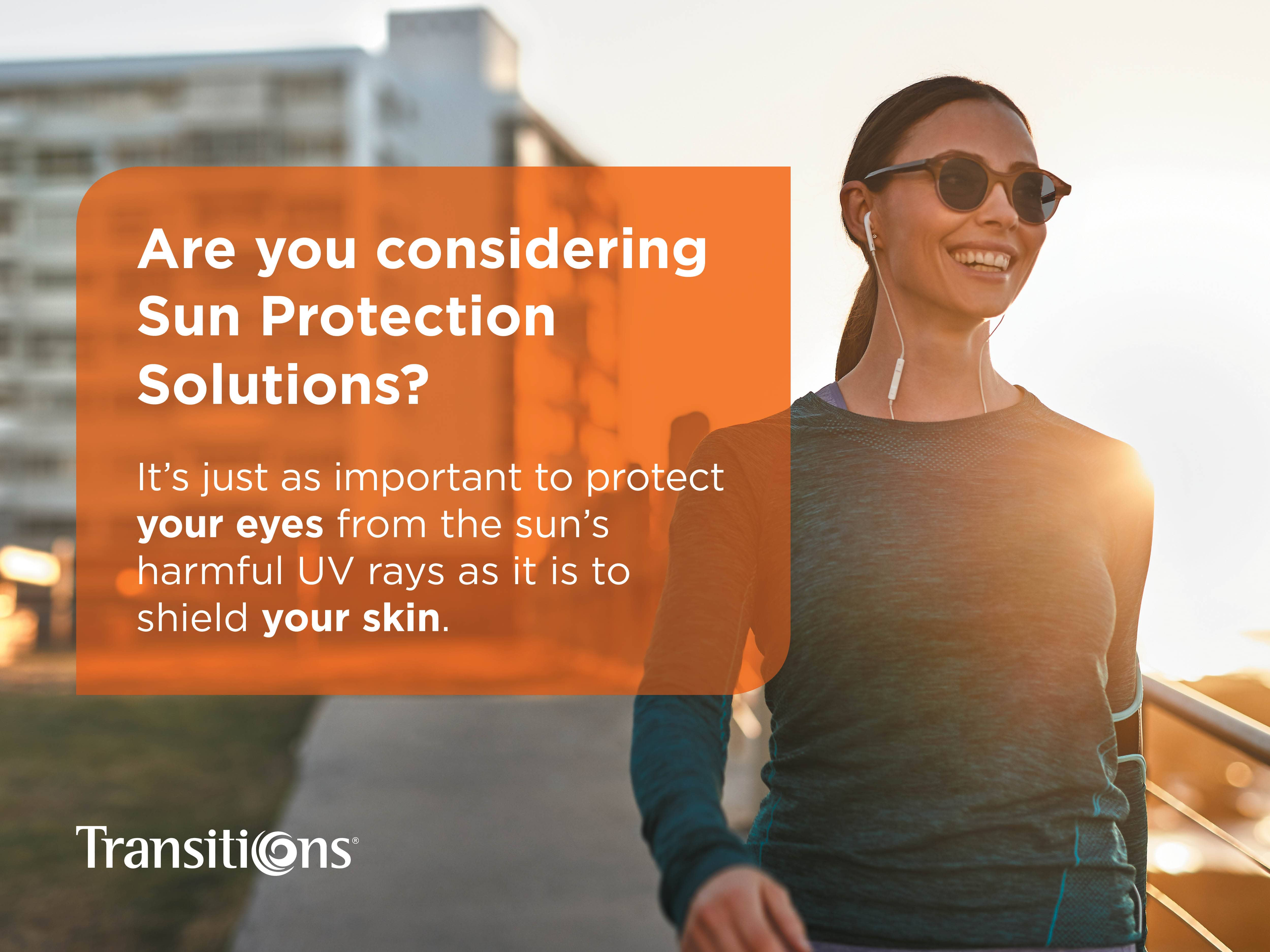 Eye Sun Are You Considering Sun Protection Solutions